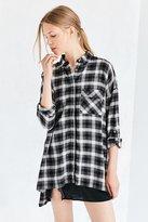 BDG Shannen Plaid Button-Down Shirt