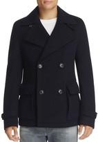 BOSS Callun Wool Pea Coat