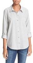 Soft Joie 'Anabella' Stripe Cotton Shirt