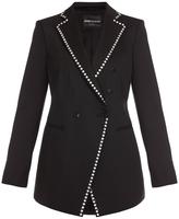 Emporio Armani Embellished Blazer