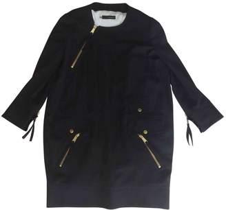 DSQUARED2 \N Black Wool Dresses