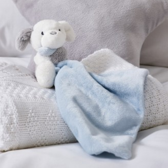 The White Company Sheepdog Comforter, Blue, One Size