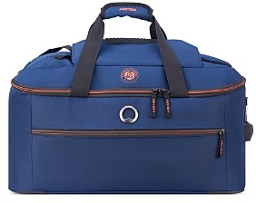 Delsey Roland Garros Tramontane Carry On Duffel Backpack