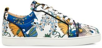 Christian Louboutin Louis Junior Orlato Flat Sneakers