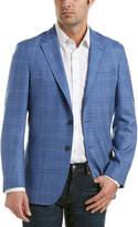 Ike Behar Wool Sportcoat
