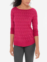 The Limited Dotted Pullover