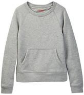Joe Fresh Sparkle Crew Neck Sweater (Little Girls & Big Girls)