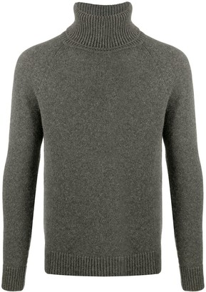 Saint Laurent Roll-Neck Jumper