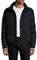 Belstaff Quilted Down Field Jacket