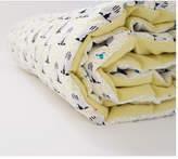 Organic Designs LLC Sheep Citron Toddler Comforter