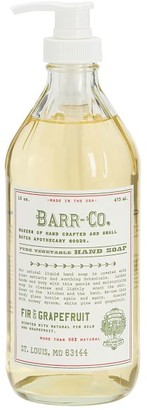 Pottery Barn Barr-Co. Fir & Grapefruit Soap Pump