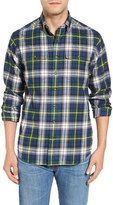 Vineyard Vines Men's Perigean Crosby Slim Fit Plaid Sport Shirt