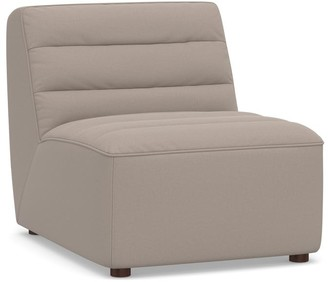 Pottery Barn Elijah Upholstered Armchair