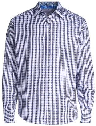 Robert Graham Classic-Fit Hackman Cotton Shirt