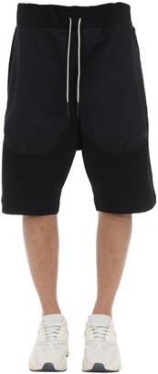 Tobias Birk Nielsen Cotton Shorts W/ Maxi Pockets