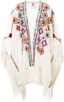 Figue Manali cardi-coat - women - Viscose/Wool - One Size