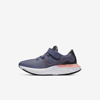 Nike Little Kids' Shoe Renew Run D2N