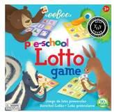 Eeboo 42-Piece Preschool Lotto Game