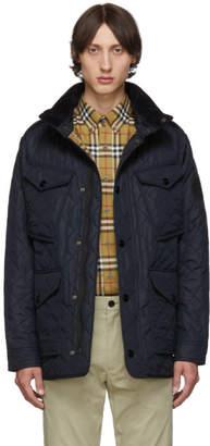 Burberry Navy Ascott Jacket