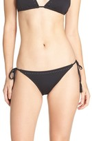 Vince Camuto Women's Side Tie Bikini Bottoms