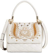 GUESS Alessia Top-Handle Small Crossbody