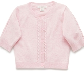 Purebaby Cable Cardigan