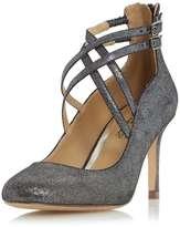 Head Over Heels **Head Over Heels 'Alisha' Grey High Heel Shoes