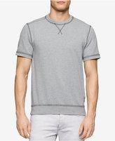 Calvin Klein Jeans Men's Short-Sleeve Crewneck Sweatshirt