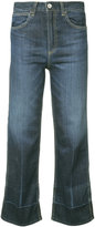 Rag & Bone Jean Clermont bootcut cropped jeans