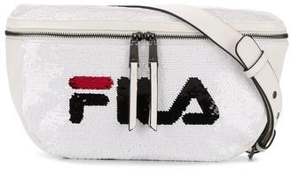 Fila Sequin-Embellished Belt Bag
