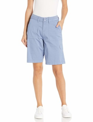 Lee Women's Relaxed Fit Avey Knit Waist Bermuda Short