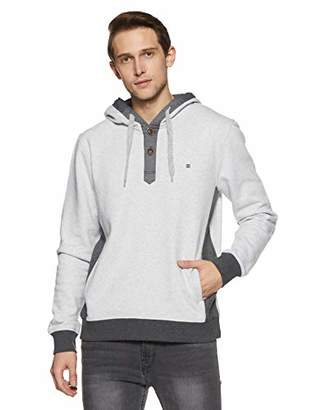 Melange Home Something for Everyone Men's Fashion Cotton Polyester Fleece Hoodie