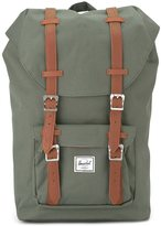 Herschel double straps fastening backpack
