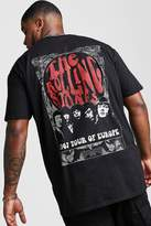 Big And Tall 1967 Rolling Stones T-Shirt