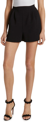 Alaia Knit Tailored Shorts