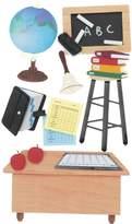 Jolees Jolee's Boutique Dimensional Stickers, Teacher