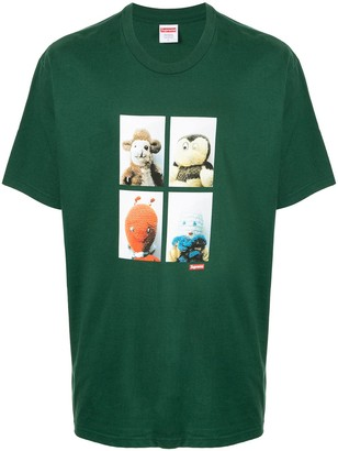 Supreme Mike Kelley Ahh Youth tee