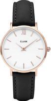 Cluse CL30003 Minuit rose gold