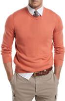 Brunello Cucinelli Crewneck Cotton Sweater