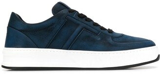 Tod's side T low-top sneakers