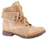 Women's Z-London Bobo Foldover Ankle Boots