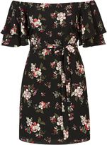 City Chic Floral Dreaming Dress