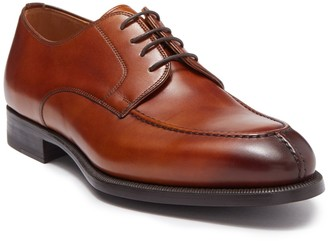 Magnanni Teodoro Canela Leather Derby
