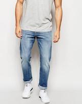Esprit Light Wash Jeans In Slim Fit - Blue