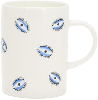 Eye Bone China Mug