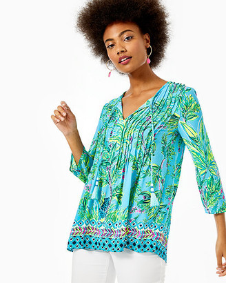 Lilly Pulitzer Marilina Tunic Top