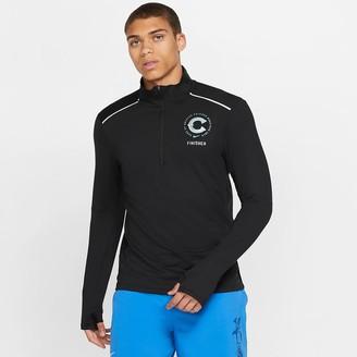 Nike Men's 1/2-Zip Running Top Element Chicago Finisher