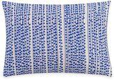 Kas Gabriel Oblong Throw Pillow in Blue