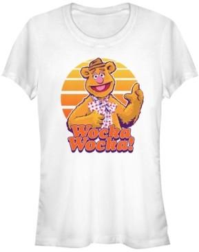 Fifth Sun Women's Muppets Fozzie Short Sleeve T-shirt