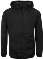 Converse Blur Packable Full Zip Jacket Black